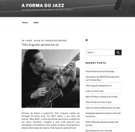 A Forma do Jazz_Túlio Augusto_Nuno Catarino