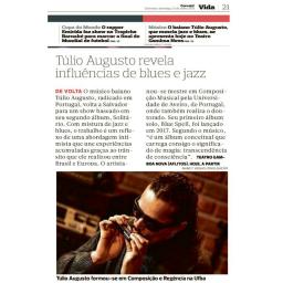 Túlio AUgusto_Solitatio_Gamboa Nova_Correio_Jornal