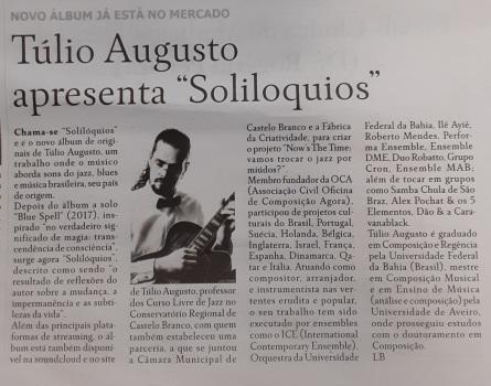 Soliloquios_Reconquista_Túlio Augusto